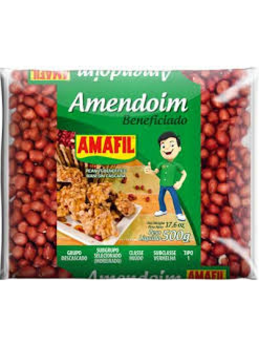 Amendoim Beneficiado