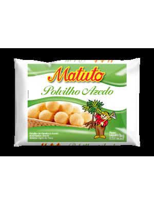 Polvilho Azedo Matuto