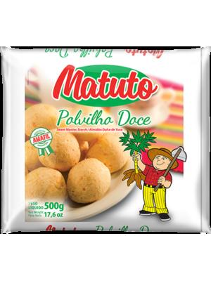 Polvilho Doce Matuto