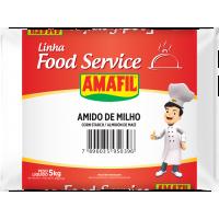 Amido de Milho Amafil – 5kg
