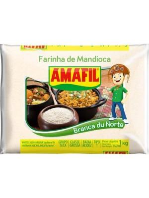 Farinha de Mandioca Branca Gr. du Norte