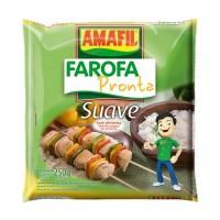 Farofa Pronta Suave
