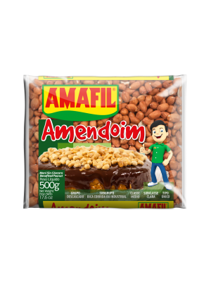 Amendoim Claro