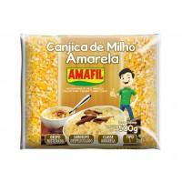 Canjica de Milho Amarela
